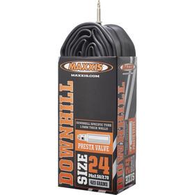"""Maxxis Downhill Tube 24x2.50/2.70"""", black"""